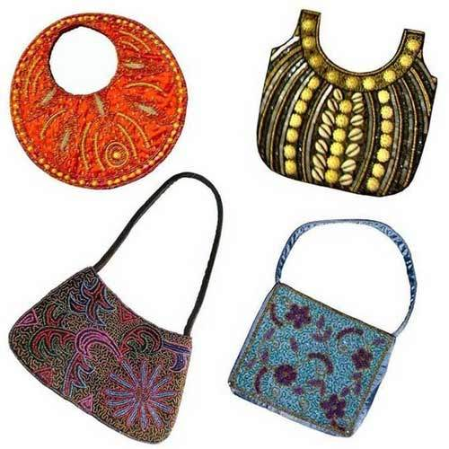 Colorful Patchwork Bags