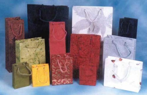 Designer Handmade Paper Bags