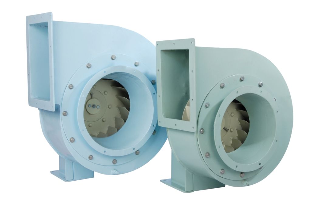 Single Inlet Centrifugal Blowers