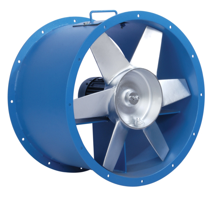 Wall Mounting Axial Flow Fans