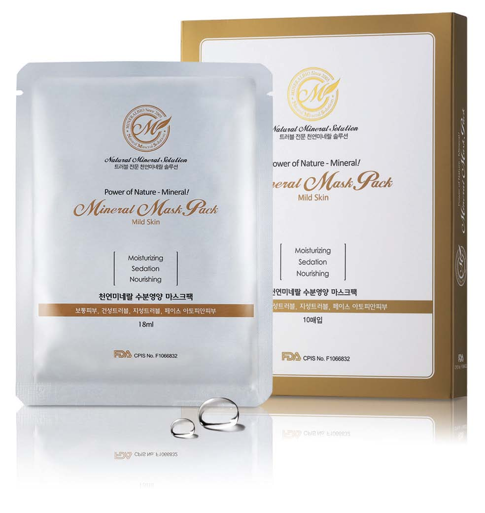 Natural Face Mask Pack