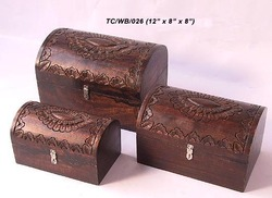 Designer Wooden Jewelry Boxes