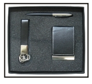 Card Case With Key Holder
