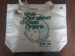 Canvas Tote Promotional Bags