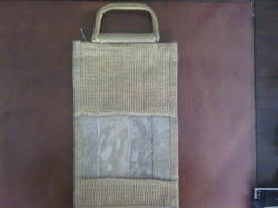 Eco Friendly Wine Bottle Bags