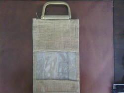 Eco Friendly Wine Bottle Bags