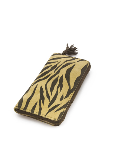 Animal Print Ladies Wallets