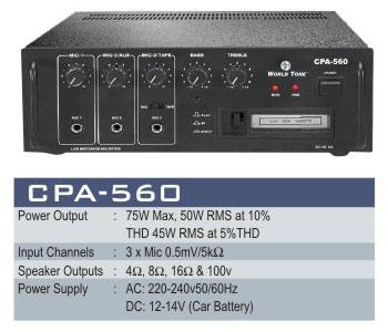 Cassette Player Amplifiers