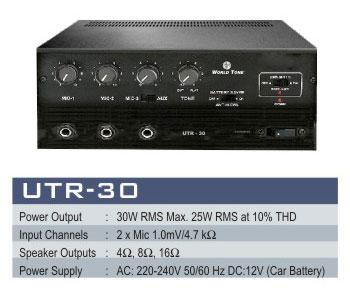 Pa Amplifier Sound System