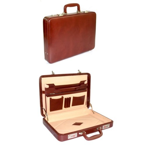Office Leather Briefcase
