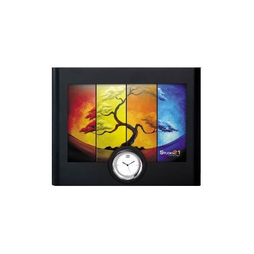 Designer Clock Photo Frames