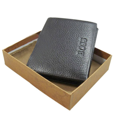 Attractive Boss Leather Wallets