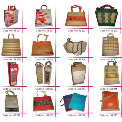 Globe Conference Jute Bags