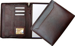 Business Leather Folders Wallets