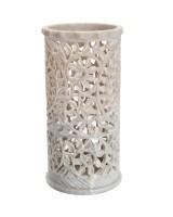 Desigenr Carved Candle Holder