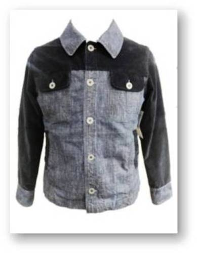 Designer Denim Men Jackets