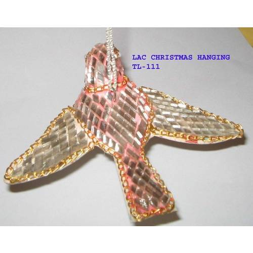 Lac Christmas Hangings Birds