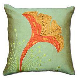 Beautiful Silk Cushion Covers