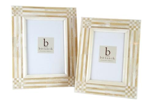 Decorative Bone Photo Frames