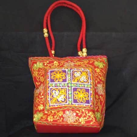 Designer Cotton Handbags