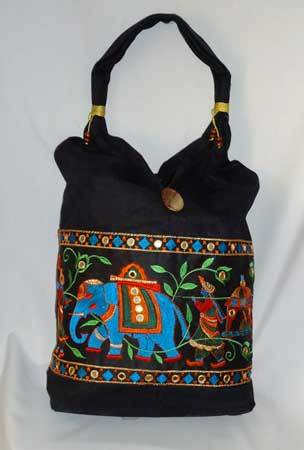 Jaipuri Cotton Canvas Bags