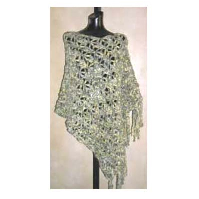 Fashionable Woolen Ponchos From India