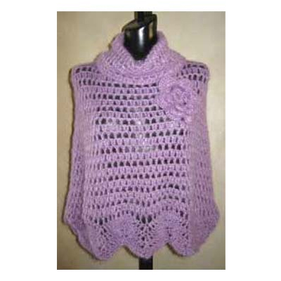 Indian Exporters Of Ladies Wool Poncho
