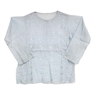 Cotton Embroidery Tops Suppliers In India
