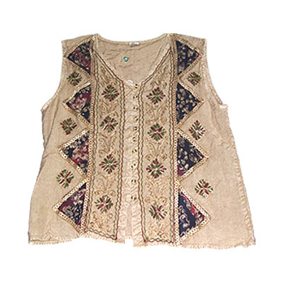 Cotton Tops Designs And Patterns From India