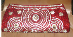 Beadded Party Clutch Bags