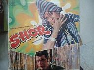 Hindi Film Shor Lp Record