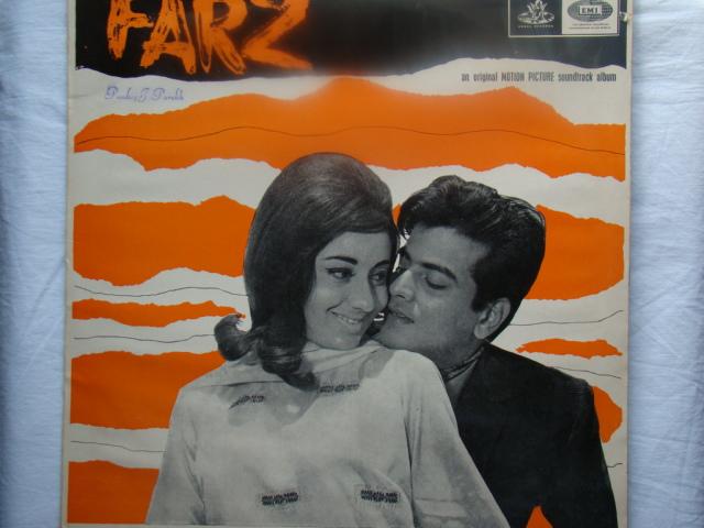 Hindi Film Farz Lp Record