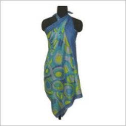 Designer Fancy Silk Pareo
