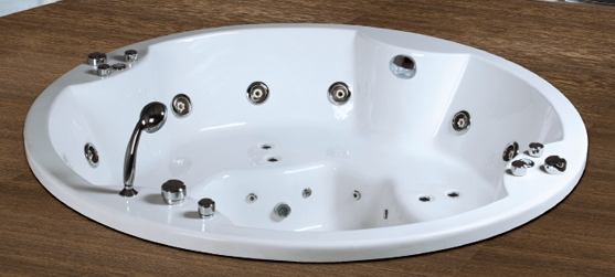 Whirlpool Delight Bathtub