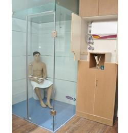 Domestic Room Steam Bath