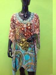 Designer Silk Kaftans