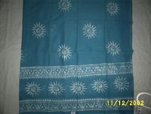 Batik Print Cotton Pareo