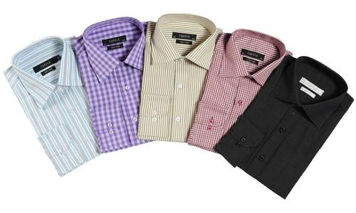 Designer Mens Formal Shirts