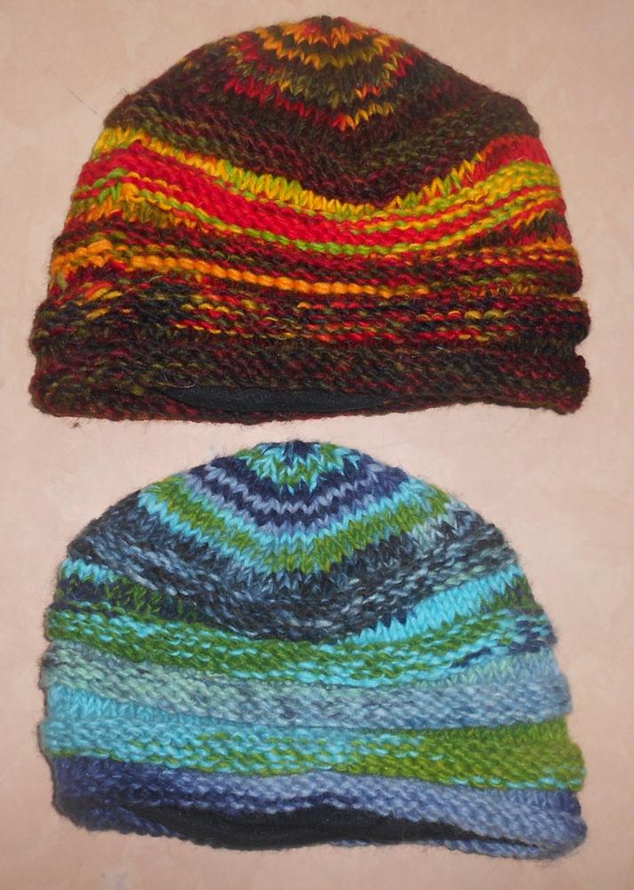 Hand Knitted Woolen Hat