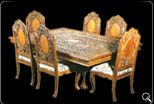 Designer Wood Carving